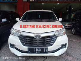 GRAND AVANZA E M/T 1.3 th 2018 ABS ,bisa kredit ( Tuty )
