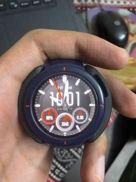 Amazefit verge smartwatch