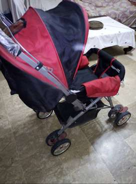 Almost new Baby stroller pram pushchair for sale
