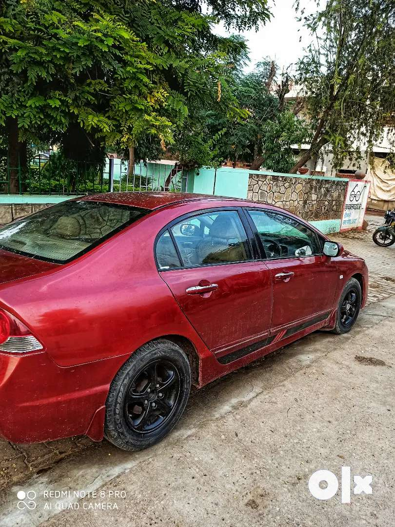 Honda Civic 2007 Automatic TOP MODEL with SPORTS MODE - LUXURY INSIDE! 0