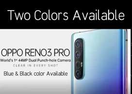 Oppo Reno 3 pro 8/256 Delivery available all over karachii