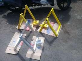 Roller trainer produk lokal