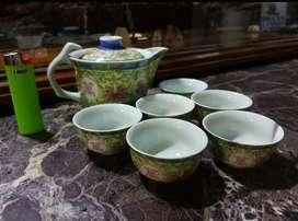 TEA SET CHINA KUNO