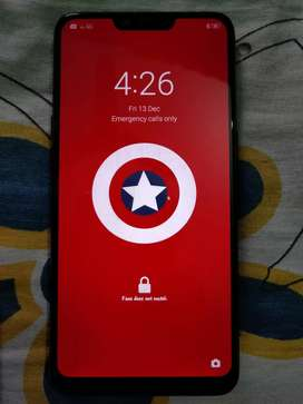 Realme 2 mobile 3gb 32gb one year old, with Bill box charger