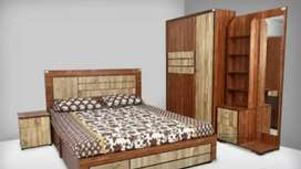 Platinum new bedroom set at factory prices 003
