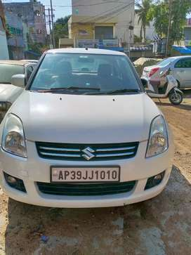 Maruti Suzuki Swift Dzire 2008 Petrol 67500 Km Driven