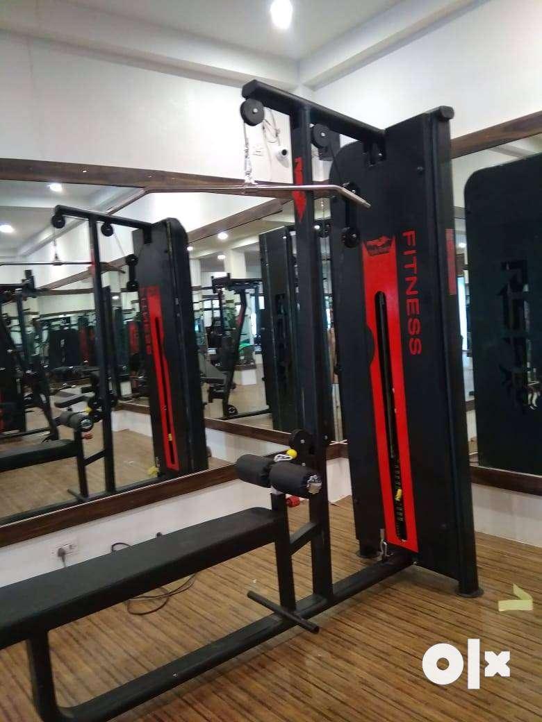 Full health club gym equipments manufacturer 0