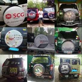 Cover/Sarung Ban Serep Rush-Terios-Escudo-Touring Dll Katalog SIAP Jir