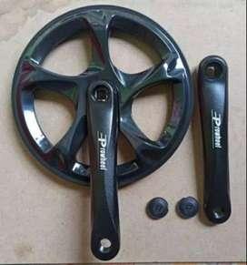 Crank 52T Prowheel Alloy Single Speed