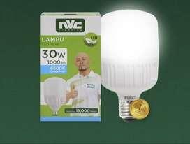NVC LAMPU LED 30W Garansi 2 tahun