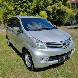 Toyota Avanza 2014 G Manual AB Bantul Pajak Baru Gresss