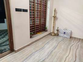House For Rent. New House. Pattom Marappalam Road.