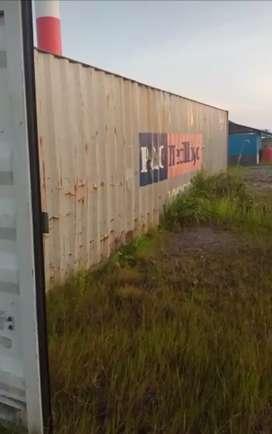 Container 40 feet standar dan high cube/jumbo