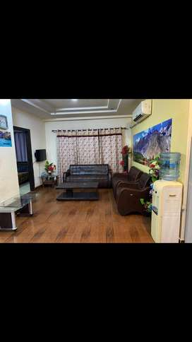 2bed room furnished apartment4rent short long period bahria town rwp