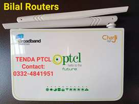 Tenda d301 wifi router for local cable net,ptcl,modem, usb port 3g/4g