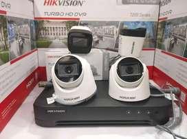 TOKO PEMASANGAN KAMERA CCTV HILOOK BY  HIKVISION DLL FREE INSTALASI