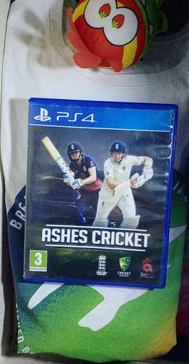 Ashes cricket and call of duty ww2 pack of 2 ps4 games