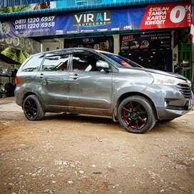 Velg Mobil Avanza HSR bisa dicicil r17 di toko Velg Mobil Banda Aceh
