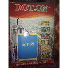 Tangki manual dot ton