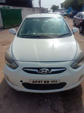 Hyundai Verna 2011-2014 1.6 CRDI, 2011, Diesel