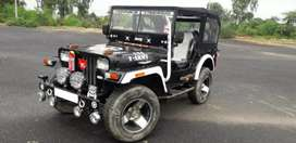 Willy look jeep