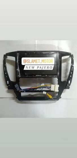 Head Unit Android 9 inch OEM Pajero Tape Mobil Android 9inch pajero