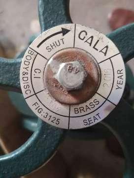 """Gate valve 4"""" , sisa instalasi"""