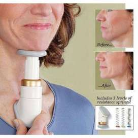 Neckline Slimmer Double Chin Remover Reducer, Face Lift Neck Massager