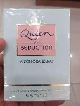Queen of sedaction for women inbox segel 100ml
