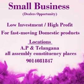 Wanted Dealers & Sub-Distributors