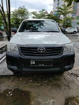Toyota Hilux Single Cabin 2.5 Diesel