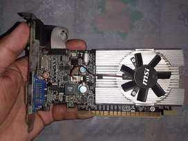 MSI Nvidia geforce 210 Graphic card 1 gb