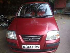 I'm selling my Santro xing