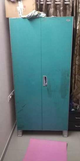 Godrej Interior Slimeline 2 Door Steel Almirah