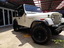 Jeep CJ 7 Laredo 4x4