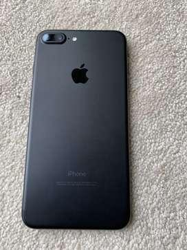 Iphone 7plus 32GB ( Matte Black )
