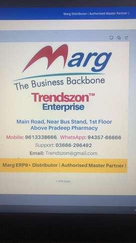 Marg Pharmacy Software ₹.11000