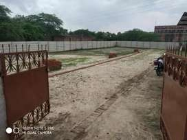 Comercial, residential land in lucknow