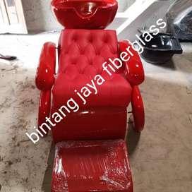 Kursi keramas salon merah full