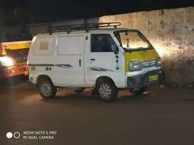 I want sale my Omini cargo  urgent sale we don't have parking area