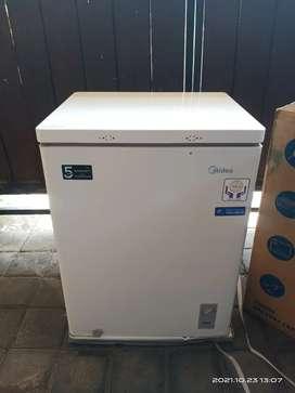 Freezer Box Midea HS-186CNK