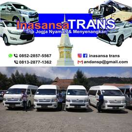 Layanan Prima City Tour Yogyakarta New Avanza Innova by Inasansa Trans