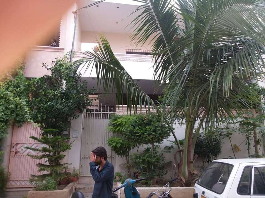 Banglow 240 Sq Yards 2nd Floor Portion Rent Just Only 25 Thousand 0
