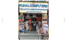 Staff requirement for computer shop