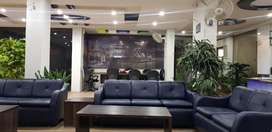 Well Furnished Office Available For Rent.