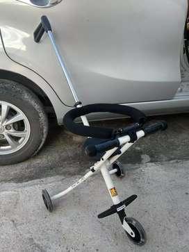 Jual murah stroller 1 bulan pakai