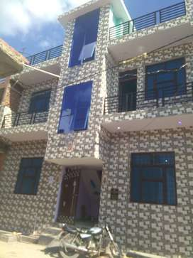 Brand new 2 BHK available for rent in Sidcul, Krishna Vihar, Haridwar