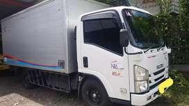 Isuzu NLR 55 TLX box 4 rd