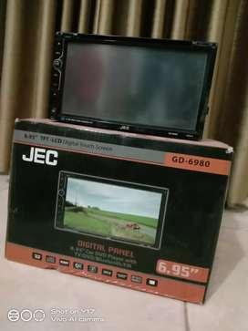 Audio car JEC GD 6980