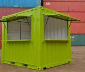 Booth Container / Promo Harga Booth